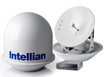 Спутниковая антенна Intellian i9p