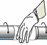 Комплект для оперативного ремонта трубопроводов без давления
